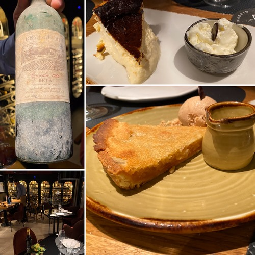Restaurante Roostiq Madrid