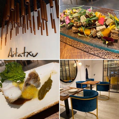 AITATXU | Cocina de producto de categoría tratado con respeto y buenas elaboraciones