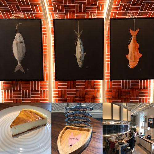 LOBITO DE MAR | Cocina marina a manos de Dani García en la milla de oro gastronómica de Madrid