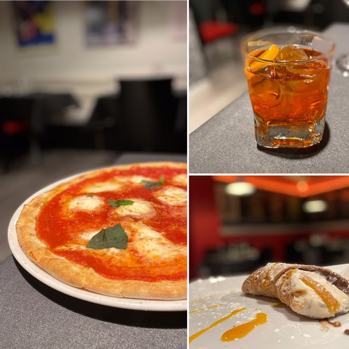 OUH… BABBO! | Cocina italiana bajo la batuta de Bruno Squarcia