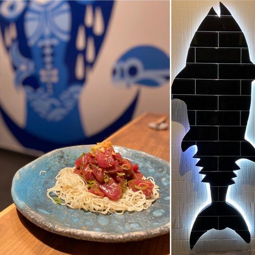 UMIKO | Cocina japonesa fusionada con Mediterráneo y resto de Asia