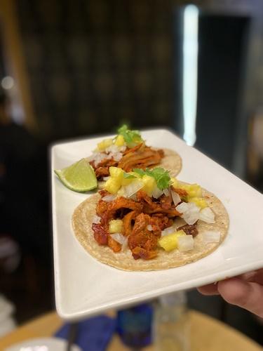 LA LUPITA | Tacos y cócteles en local de moda en barrio Salamanca