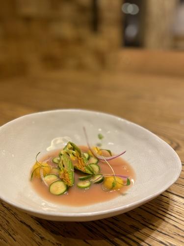 MARUJA LIMÓN (Vigo) | Menú basado en vegetales con elaboraciones muy destacables