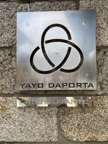Restaurante Yayo Daporta Cambados