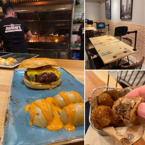 JUANCHO'S BBQ | Excelentes hamburguesas con una carne top