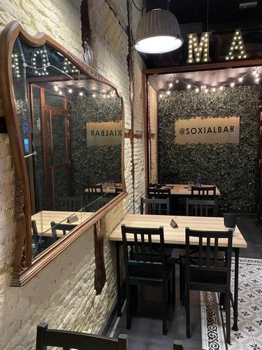 Restaurante Soxial Madrid