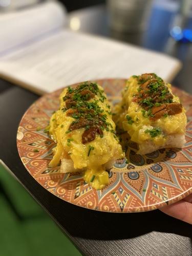 TRES POR CUATRO | Cocina de mercado, con toques viajeros, a precios económicos