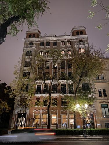Restaurante Prístino Madrid