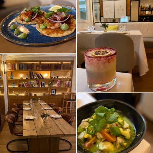Restaurante Puntarena Madrid