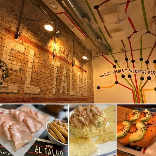Restaurante El Talgo Madrid