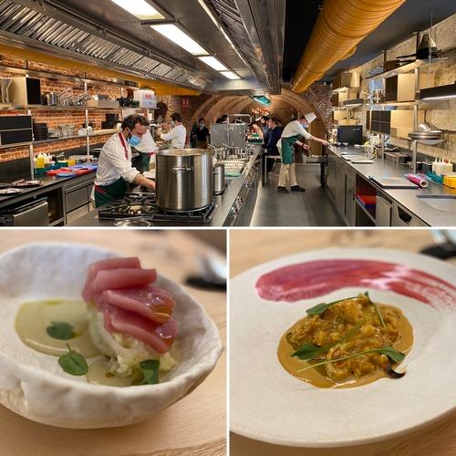 NADO | Cocina gallega actualizada en un local muy especial
