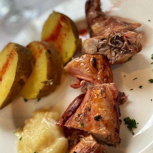 Restaurante La Huerta de Casa Ricardo Madrid