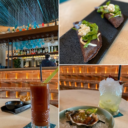 BARRACUDA MX | Excelente mexicano del chef Roberto Ruiz con influencias del Pacífico