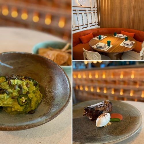 Restaurante Barracuda MX Madrid