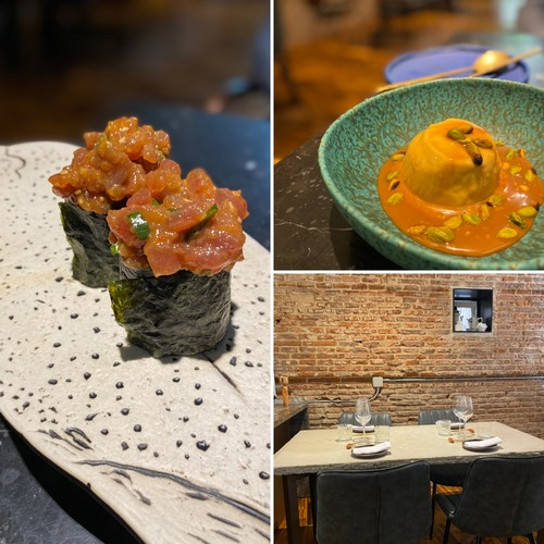 Restaurante Asiakō Madrid