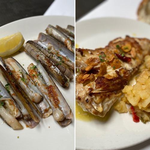 Restaurante La Ancha Madrid